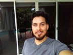 Selfie samples - f/2.0, ISO 100, 1/104s - Blackberry KEY2 review