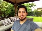 Selfie samples - f/2.0, ISO 100, 1/179s - Blackberry KEY2 review