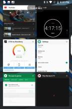 Tiles - Blackberry KEY2 review