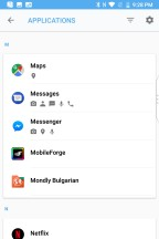 DTEK Apps - Blackberry KEY2 review