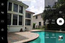 Camera UI: Modes - Blackberry KEY2 review