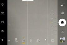 Manual controls - Blackberry KEY2 review
