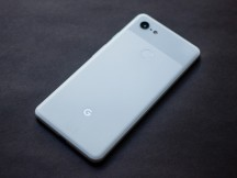 Rear side - Google Pixel 3 XL review