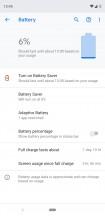 Battery usage data - Google Pixel 3 XL review