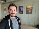 Selfie samples, portrait mode, normal camera - Google Pixel 3 review