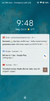 Lockscreen - Google Pixel 3 review