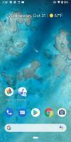 Homescreen - Google Pixel 3 review