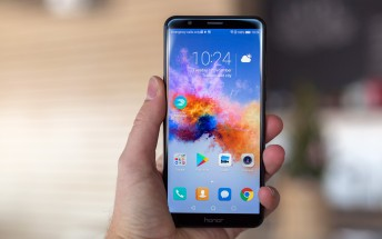 Future Honor phones to come with 18:9 displays