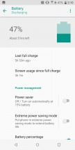 Power monitor and optimization - HTC U12 Plus Review review