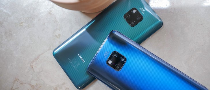 Huawei Mate 20,  20 Pro, 20 X, 20 RS hands-on review
