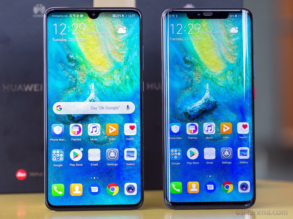 Huawei Mate 20 Pro Pictures Official Photos