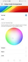 Custom color setting - Huawei P Smart 2019 review