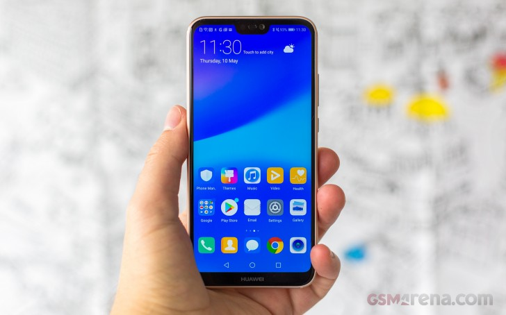 Huawei P20 Lite review: Software and performance