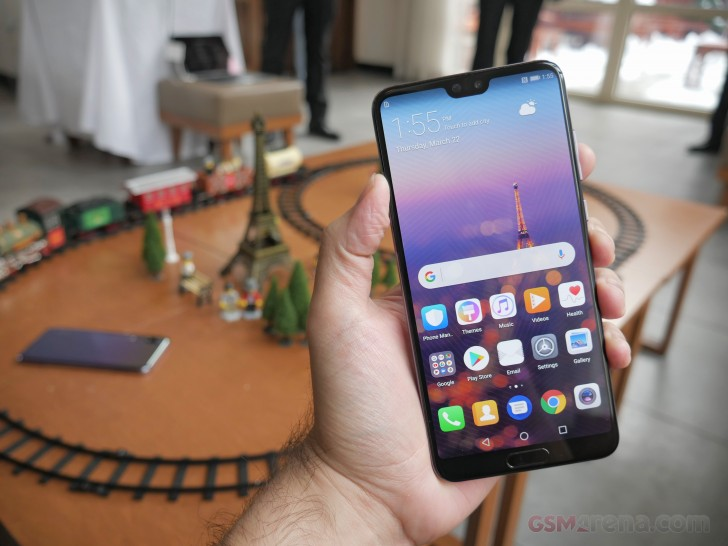 Huawei P20 and P20 Pro hands-on review