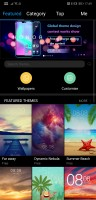 Theme store - Huawei P20 Pro long-term review