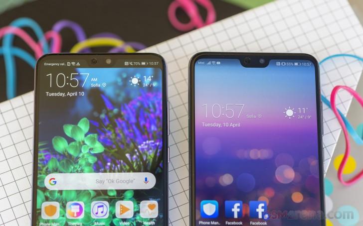 Huawei P20プロレビュー