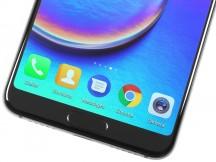 ホームキー/底面の指紋センサー - Huawei P20 Proレビュー