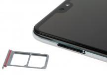 2つのナノSIM、マイクロSDなし - Huawei P20 Proレビュー