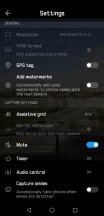 カメラインタフェース - Huawei P20 Proレビュー