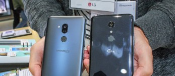 LG G7 One, G7 Fit hands-on review