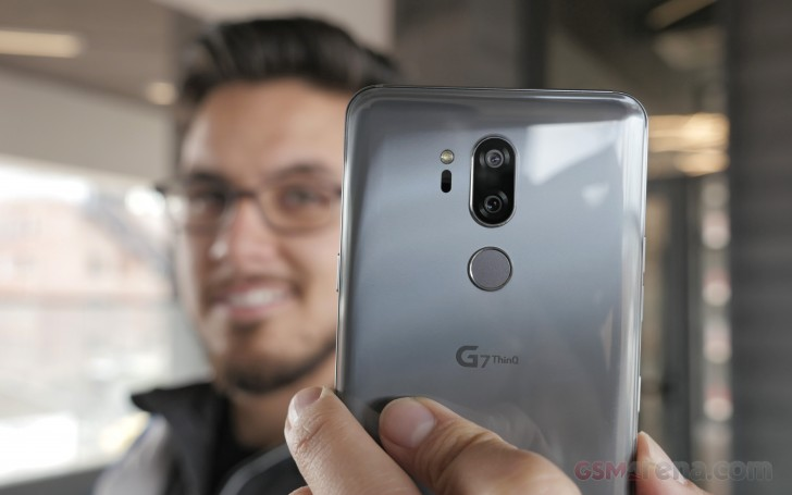 LG G7 ThinQ hands-on review