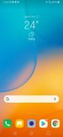 Homescreen - LG G7 ThinQ review