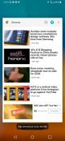 Screen pinning - LG G7 ThinQ review