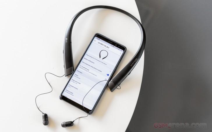 8b718017aab LG TONE Platinum SE review - GSMArena.com news