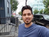 Selfie samples - f/1.9, ISO 50, 1/386s - LG V40 ThinQ hands-on review