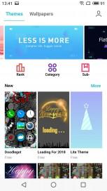 Flyme OS 7 screenshots