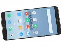 Front side - Meizu 15 review