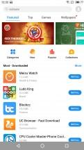 Meizu app store - Meizu 15 review