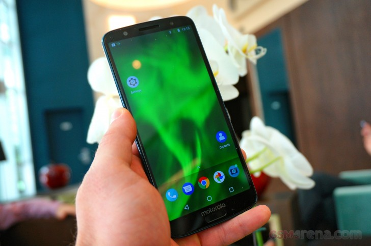 Moto G6, G6 Play, G6 Plus hands-on review