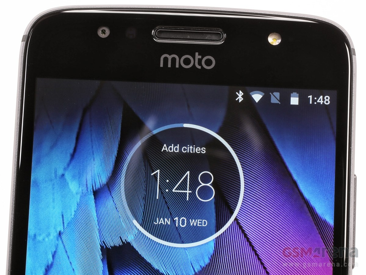 Motorola Moto G5S Pictures Official Photos