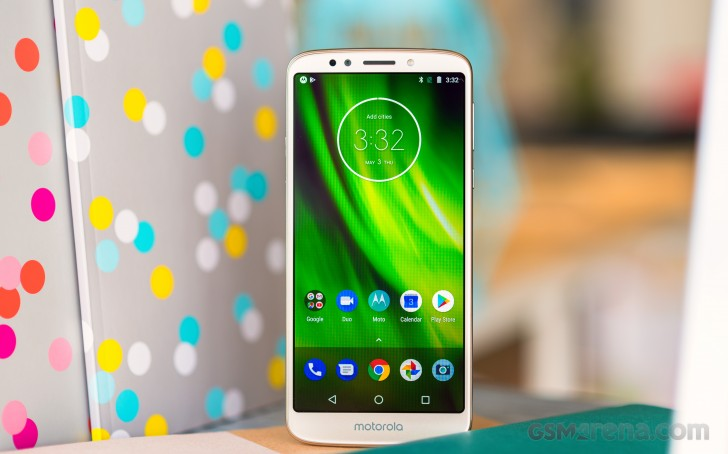 Download Motorola Moto G6 Play Manual Guide