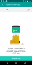 Moto Actions - Motorola Moto G6 Play review