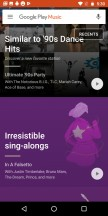 Google Play Music - Motorola Moto G6 Play review