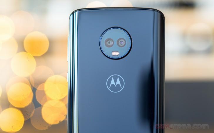 c7c242a95 Motorola Moto G6 Plus review  Camera