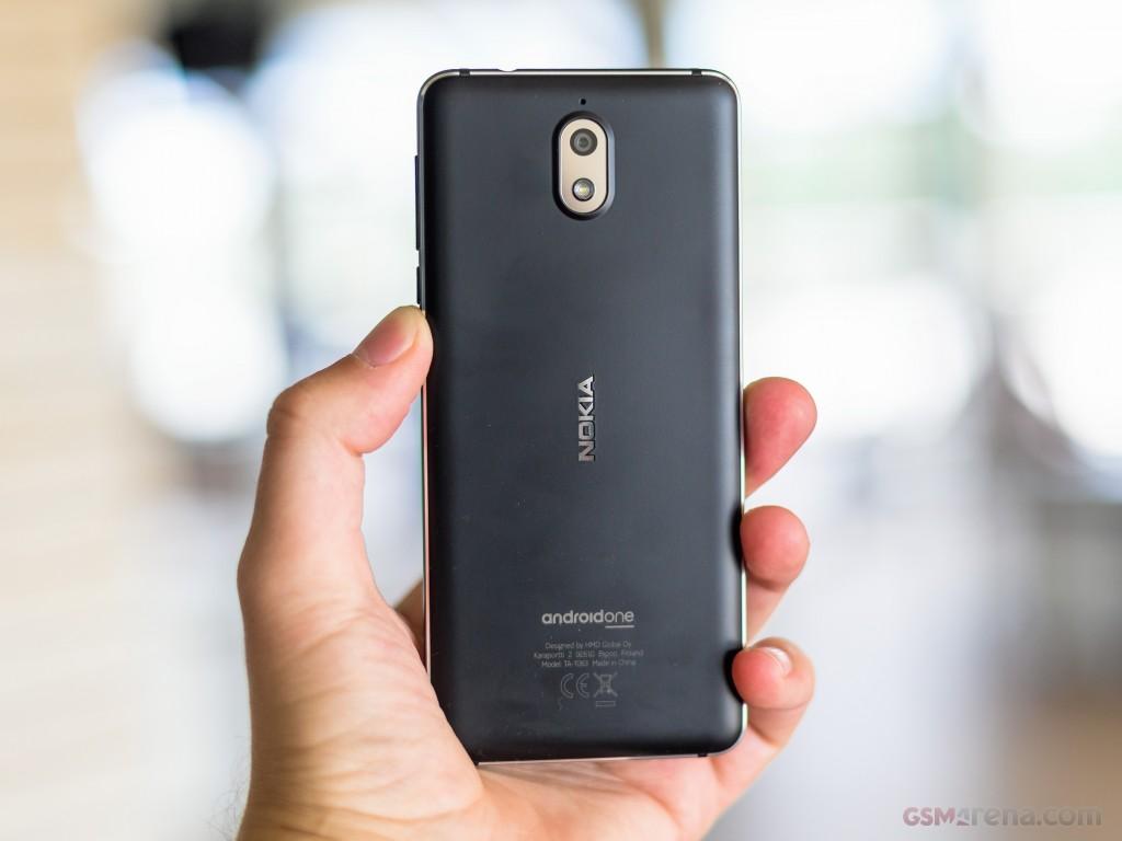 Nokia 3.1 pictures, official photos