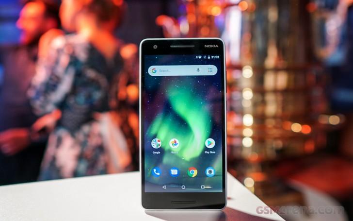 نتيجة بحث الصور عن Nokia 2.1