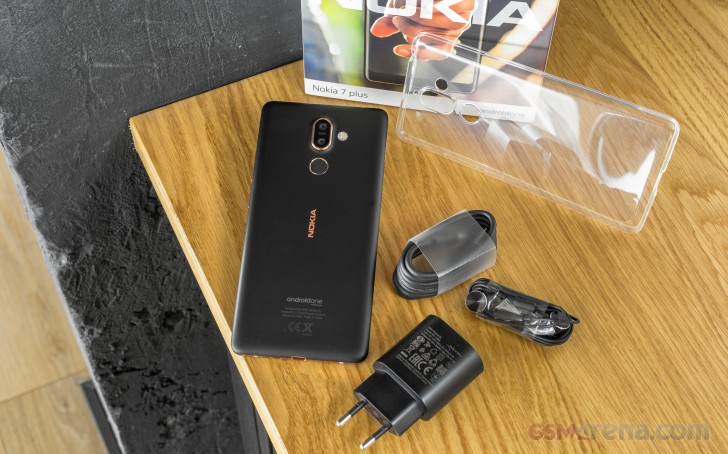 gsmarena 001 - Nokia 7 plus now receiving Android Pie