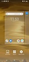 Widgets - Nokia 7.1 review