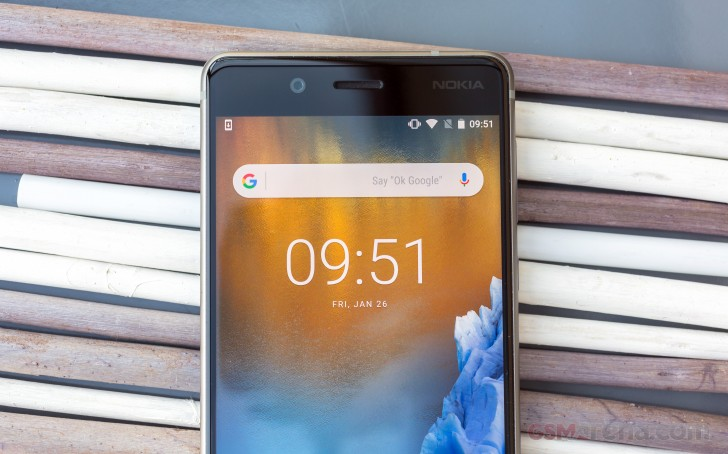 Nokia 8 long-term review