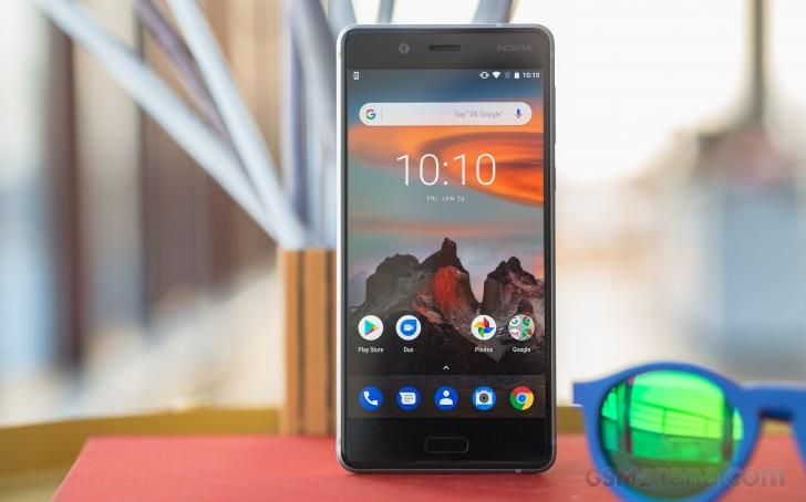 Nokia 8 long-term review