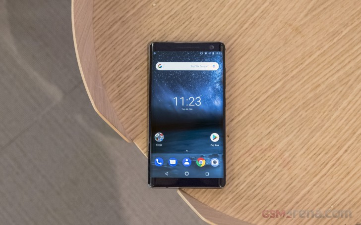 dea2f127df9 The new camera on the Nokia 8 Sirocco is the same as the one on the Nokia 7  Plus. It s made up of a 12MP regular camera with large 1.4um pixels and ...