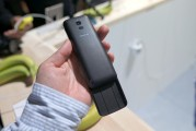 The Nokia 8110 4G in Black - Nokia MWC 2018 review