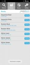 Storage speed: OnePlus 6T - OnePlus 6T review