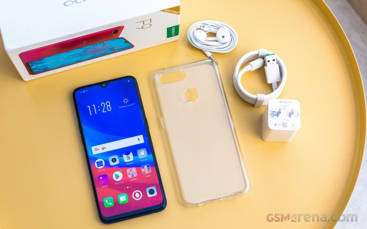 Oppo F9 F9 Pro Review Gsmarena Com Tests