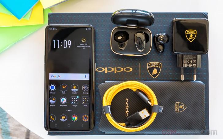 Oppo Find X Lamborghini Edition Review Unboxing Design