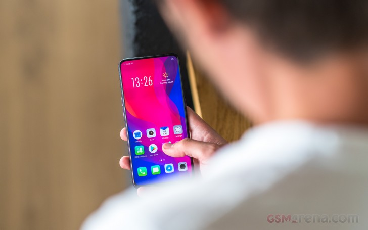 Oppo Find X review: Software and performance